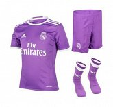 KOMPLET ADIDAS REAL MADRYT JUNIOR AWAY AI5169