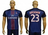 KOSZULKA PSG  KRYCHOWIAK 23 PARIS SAINT GERMAIN HOME SEZON 2016/2017