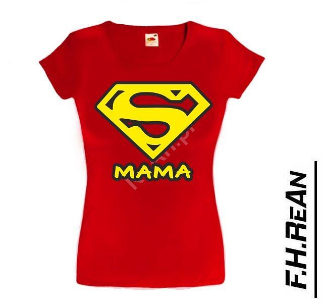 66d4061a44 Koszulka na Dzień Mamy Supermama - cena