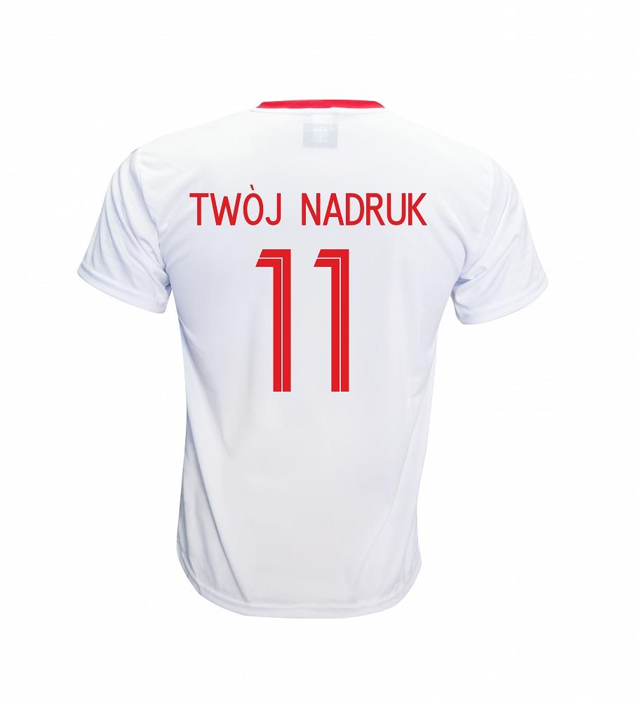 5129c2907 Komplet POLSKA WŁASNY NADRUK 2018/2019 - cena, sklep sportowy ReAn