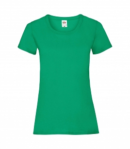 Koszulka Lady-Fit Valueweight 61-372-0 165g KELLY GREEN